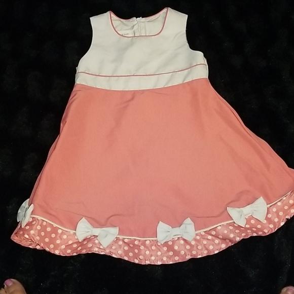 Bonnie Jean dress